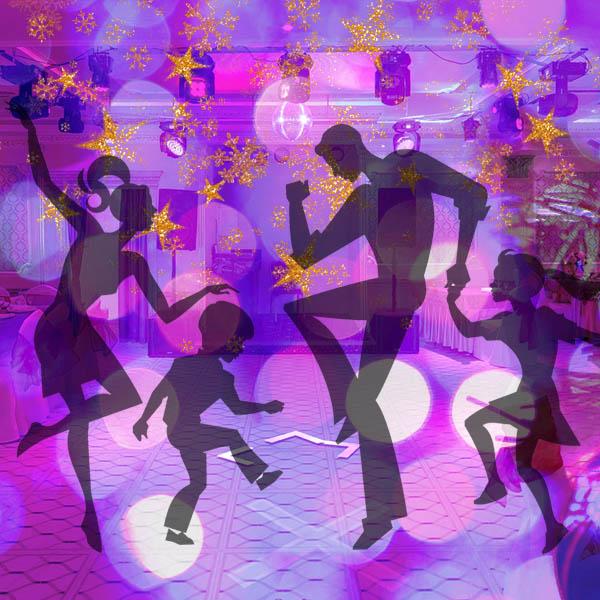 танцы в ресторане Восточные Вечера