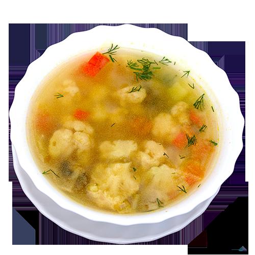 Суп овощной в ресторане Восточные Вечера в Балашихе